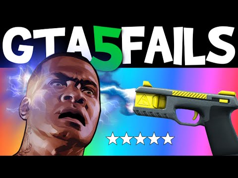 GTA 5 FAILS – EP. 20 (Funny moments...