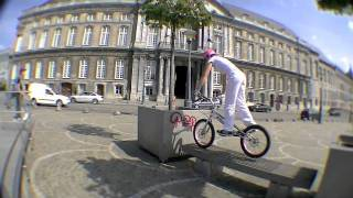 Perrine Devahive - I Love Trial Bike For Girls