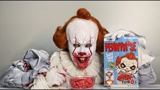 Pennywise Eating Cereal (ASMR)