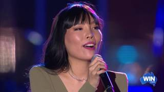 Dami Im - Hold Me In Your Arms (duet with Guy Sebastian) - Australia Day Concert 2017