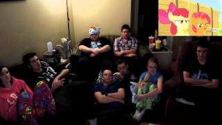MLP;FIM S3E8 Apple Family Reunion reaction