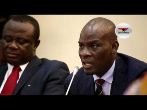 Ignatius Baffour Awuah appears before Appointments Committee  - Highlights