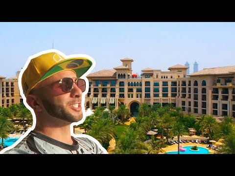 My First Four Seasons Hotel Experience in Dubai!!! (Pt.1)