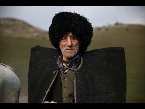 91 yaşlı Tovuzun Ağdam kənd sakini çoban Fərman baba