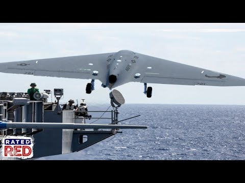 Is This the Navy's New Tanker Drone?