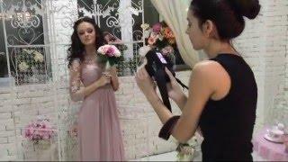 Свадебная фотосессия в стиле шебби-шик. Аксессуары ручной работы.