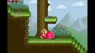 Level 1 - Barbie in the 12 Dancing Princesses GBA Music