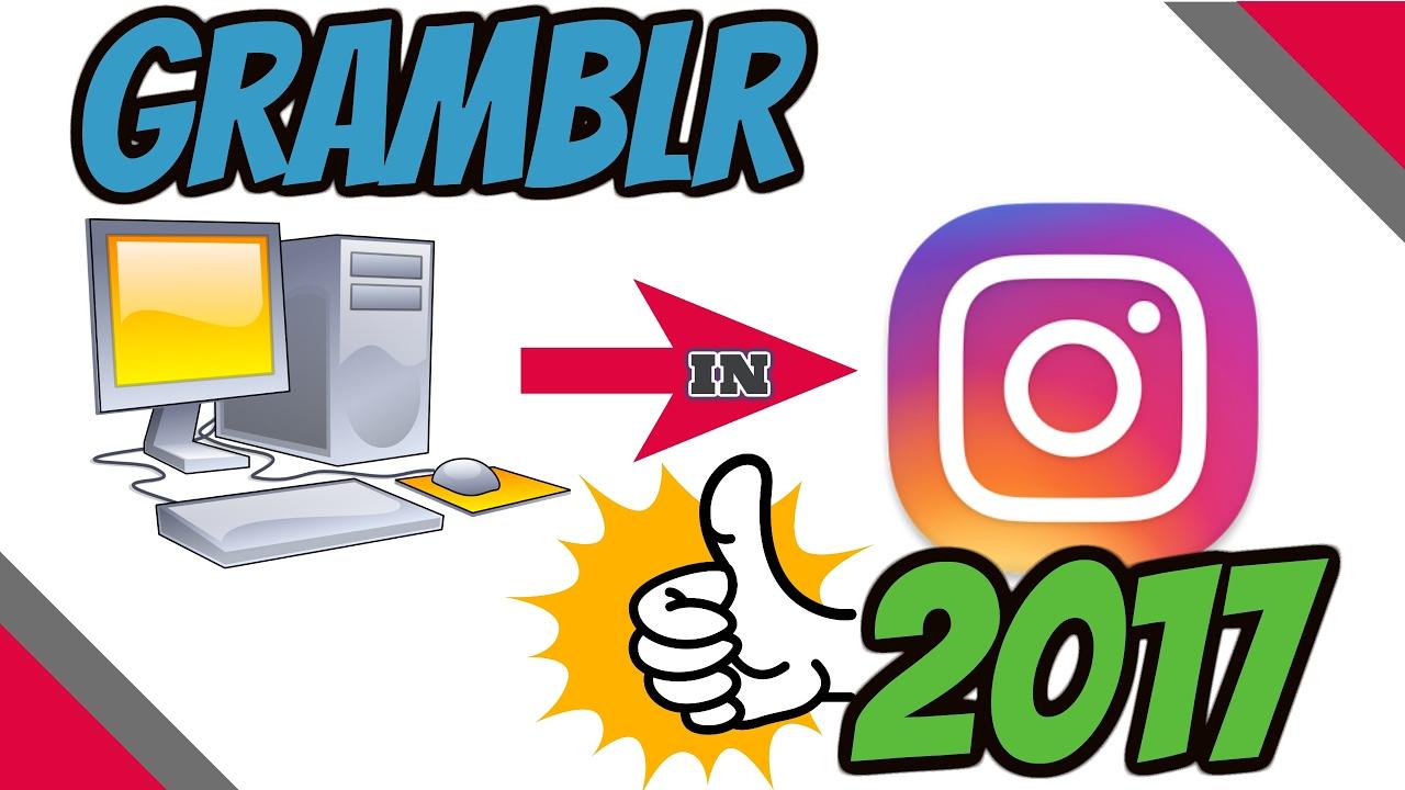Fotos gramblr hochladen mehrere 🎖▷ Instagram
