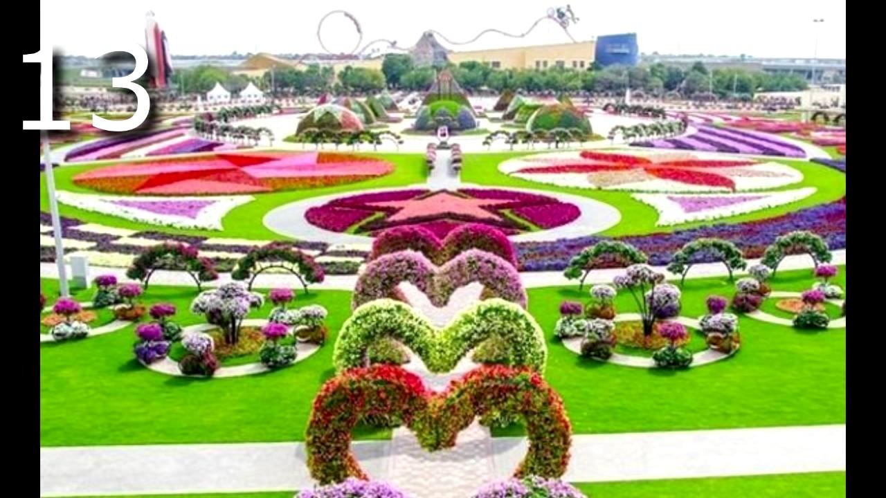 Los 20 jardines mas hermosos del mundo youtube for Los jardines de lola