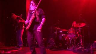 "Earth ""The Colour of Poison"" @ the echo Los Angeles 05-31-2019"