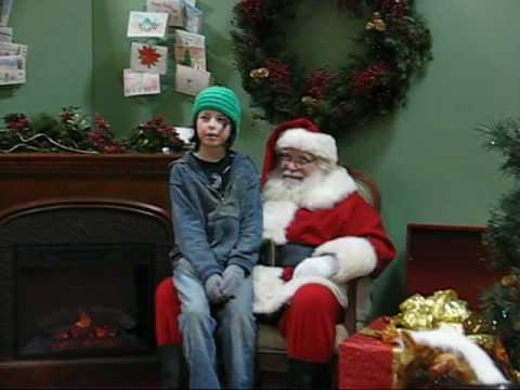 Gay Times with Santa