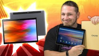 CHUWI HI9 AIR 📱 Helio X20 und Dual LTE im Tablet? [Review, Technik, German, Deutsch]