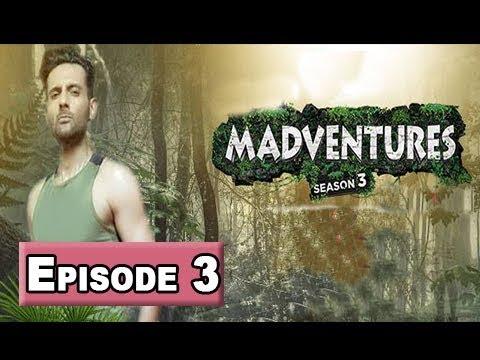 Madventures Season-3 Episode 3 - ARY Zindagi Show