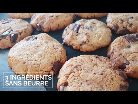 cookies-3,5-ingrédients-:-recette-fond-de-placard-facile-(vegan)