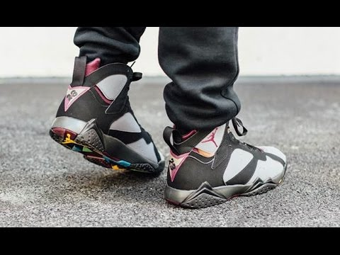 1a533c659829 Air Jordan Retro 7 Bordeaux
