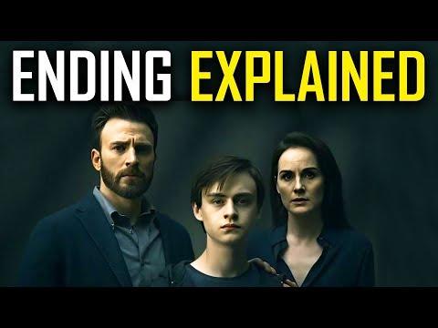 DEFENDING JACOB Ending Explained Breakdown & Spoiler Talk Review   Did Jacob Kill Ben?