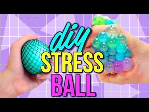diy super cool squishy slime stress squeeze ball toy youtube. Black Bedroom Furniture Sets. Home Design Ideas