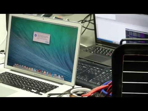 Unibody Macbook Pro no wifi logic board repair 820-2915