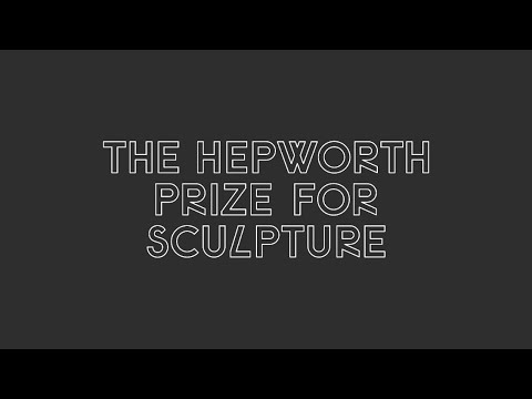 The Hepworth Prize for Sculpture: Michael Dean