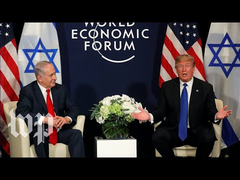 Netanyahu to Trump: 'We support you completely' on Iran nuclear deal