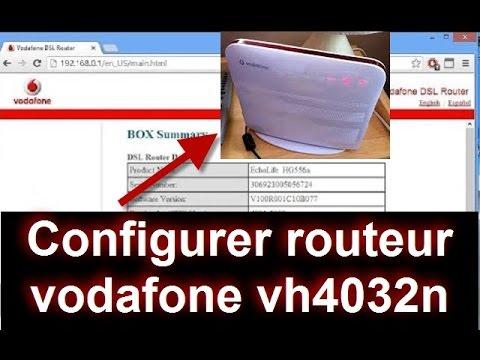 firmware vodafone vh4032n