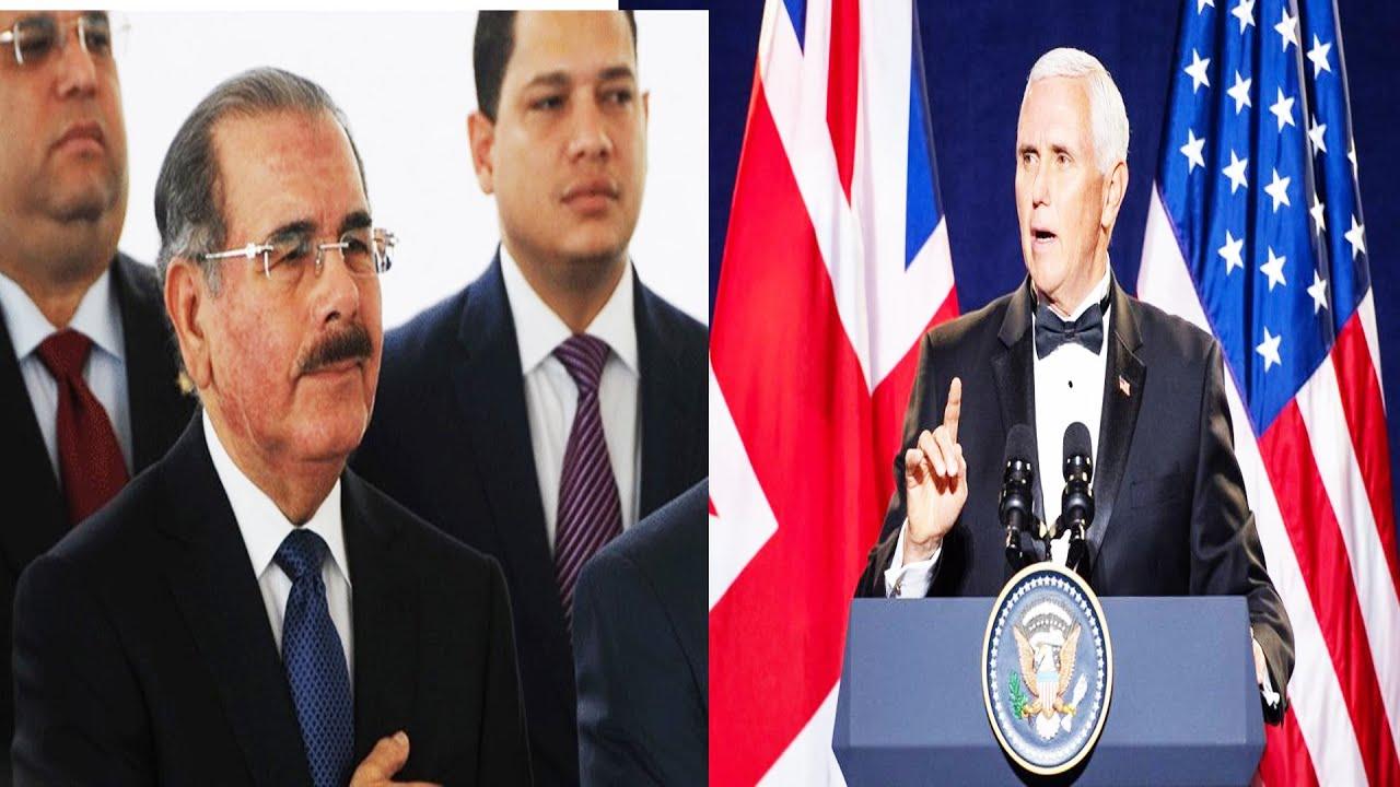 OEA: ESTADOS UNIDOS CRITICA ELECCIONES DOMINICANA