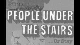 People Under the Stairs - Outrun