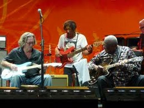 "Eric Clapton & BB King """"Help The Poor"""" !!"