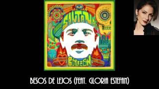 Carlos Santana feat. Gloria Estefan - Besos de Lejos