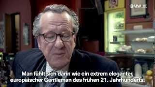 Geoffrey Rush in Berlin.