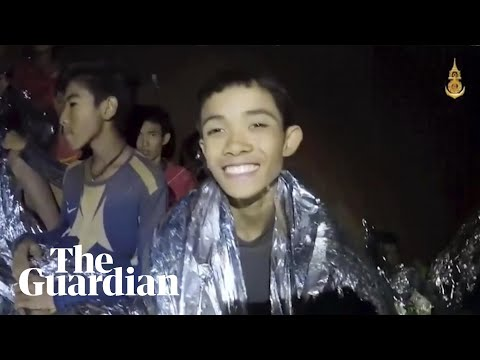 'I am dying to see him': relatives wait anxiously for rescue of Thai boys from cave