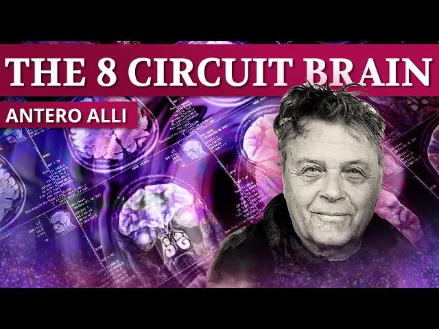 The Eight-Circuit Brain: How to Increase Intelligence ft. Antero Alli - Ep. XXXVII