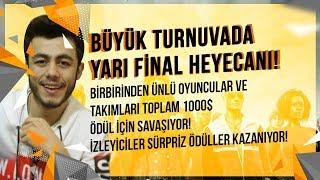 BÜYÜK PUBG TURNUVASINDA FİNAL SERİSİ HEYECANI (COFFIN, MEZARCI, KEYZ1N, ARES, ..)