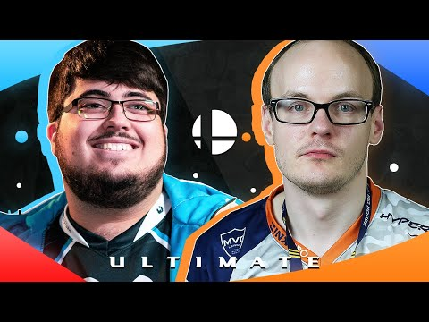 ZeRo vs Mew2King In Super Smash Bros. Ultimate thumbnail