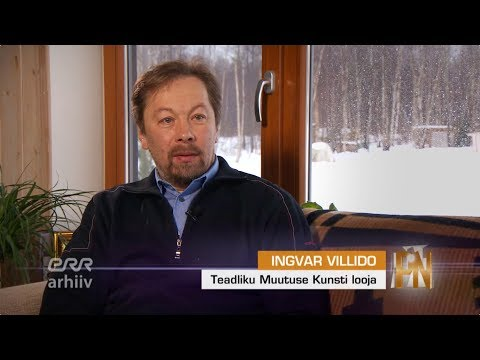 The Art of Conscious Change, Eyewitness, Estonian Television 02.03.2016