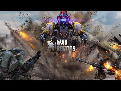 [Odin vs FEAR] Стрим игры War Robots by V ❶ ℜ ₸ ε ✗ [WR][17.05.2018] - live stream