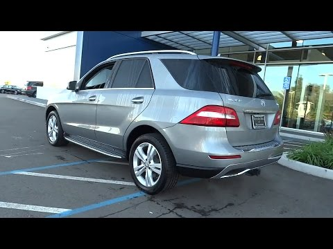 2015 Mercedes-Benz M-Class Pleasanton, Walnut Creek, Fremont, San Jose, Livermore, CA 28850