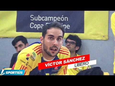 Semifinal LIGA 2017  Ushuaia Ibiza Voley   UNICAJA Almería