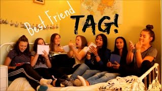 BESTFRIEND TAG! - Savannah Rose