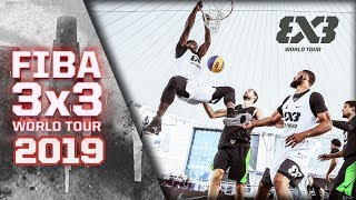 Top 5 Plays | FIBA 3x3 World Tour - Nanjing Masters 2019