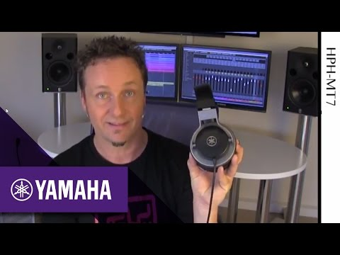 Yamaha HPH-MT7 Headphones | Professional Audio | Yamaha Music