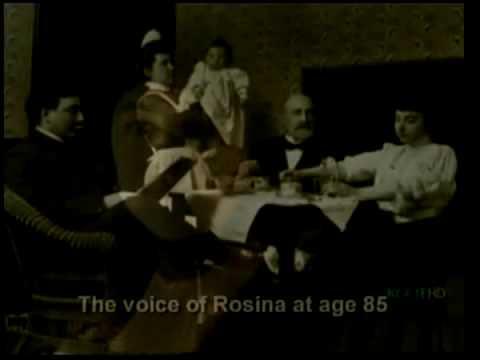 Rosina Lhevinne, Love Story plus