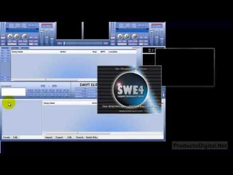 Instalacion Sofware Karaoke Swift Elite 4 Portable