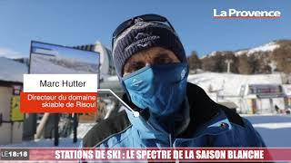 Le 18:18 - Stations de ski : le spectre de la saison blanche