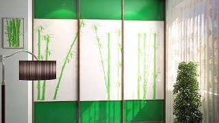 Шкафы-купе в KitchenDraw (2,3 и 4 дверные)