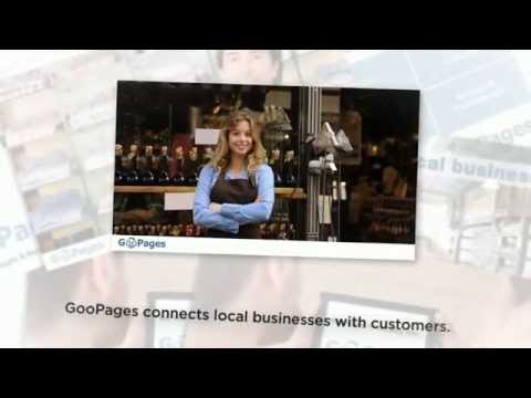 Introducing GooPages.com the trusted online business directory.