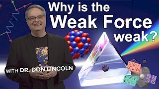 Why is the Weak Force weak?