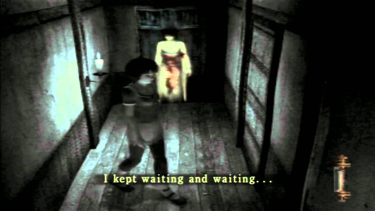 Fatal Frame 2: Crimson Butterfly- Sae Chase - YouTube