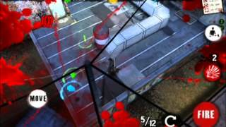 Zombie HQ iOS Gameplay