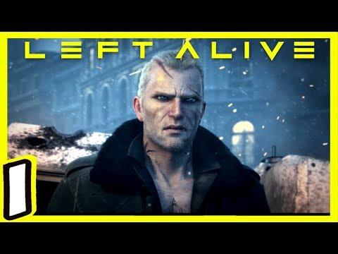 ✅Left Alive Walkthrough [Chapter 1] Left Alive [PS4 Pro] [60 FPS]